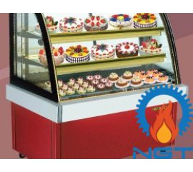 Confectionery Showcase -Laminated Base