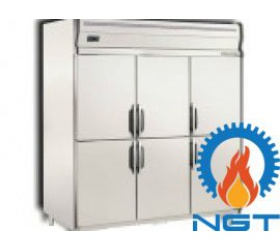 Dual Upright Chiller/Freezer